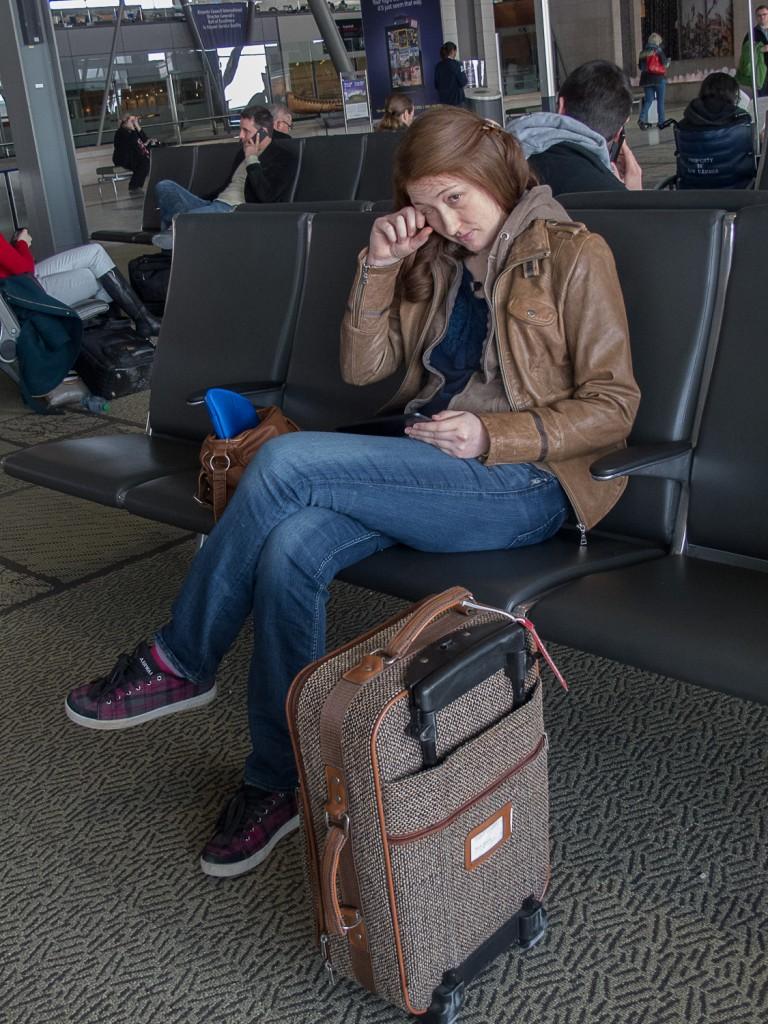 Airport ennui